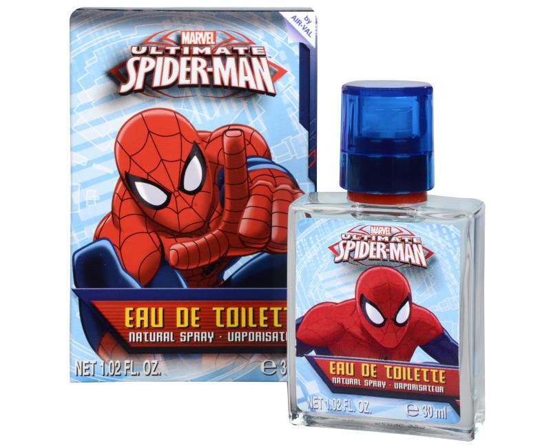 Fotografie EP Line Ultimate Spiderman - toaletní voda s rozprašovačem 30 ml