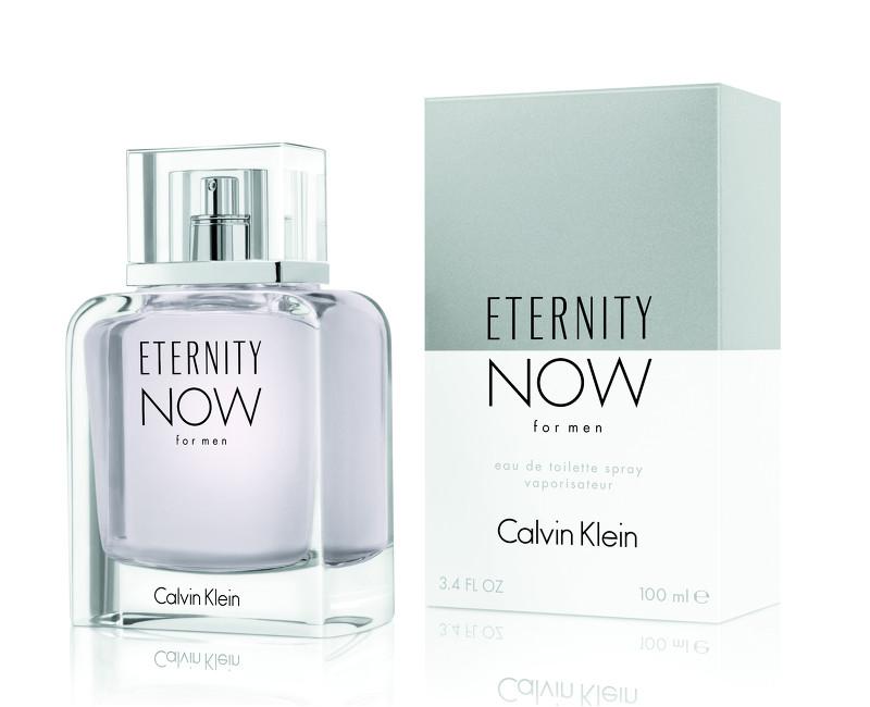 Fotografie Calvin Klein Eternity Now For Men - toaletní voda s rozprašovačem 30 ml