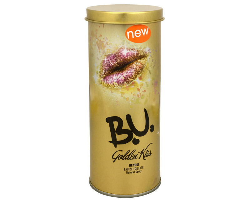 B.U. Golden Kiss toaletní voda 50 ml