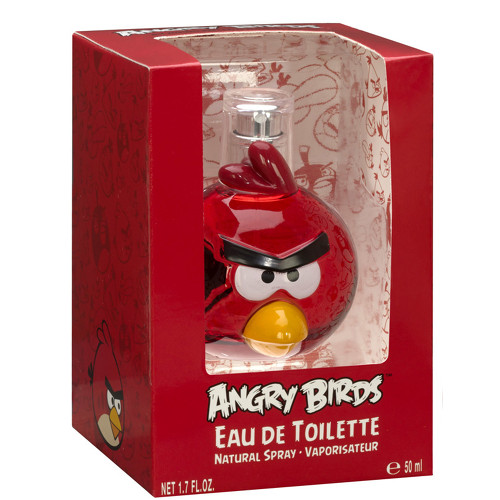 EP Line Angry Birds Red Bird - EDT 50 ml