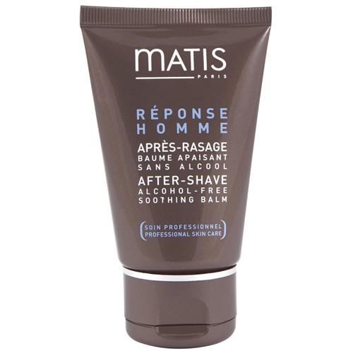 Fotografie Matis Paris zklidňující balzám po holení bez alkoholu Réponse Homme 50 ml