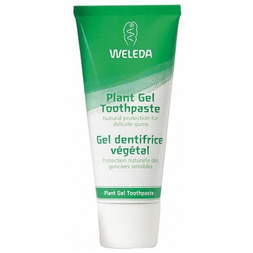 Fotografie Weleda rostlinný zubní gel 75 ml
