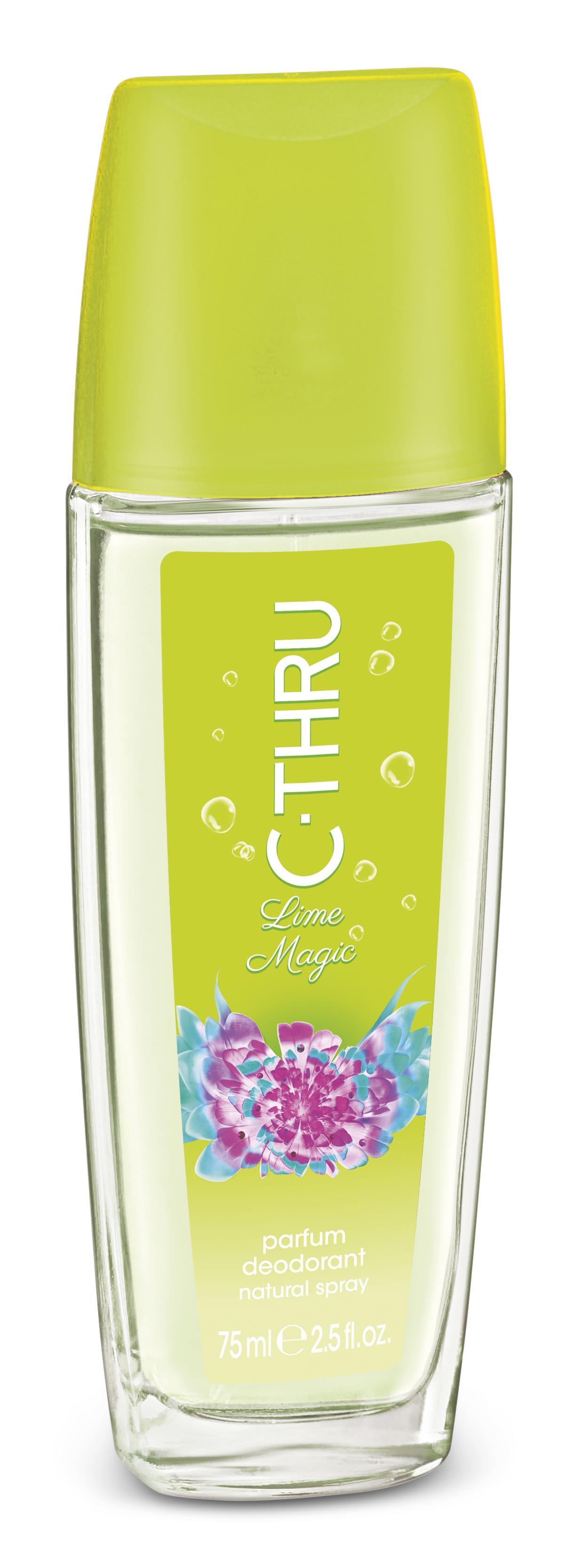 C-Thru Lime Magic deodorant ve spreji 75 ml