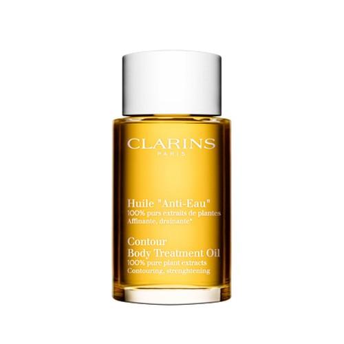 Clarins 100% Rostlinný odvodňující olej na tělo 100 ml