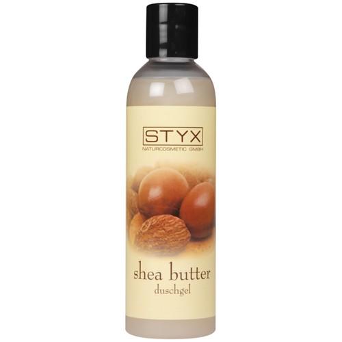 Fotografie Styx Shea Butter sprchový gel 200 ml