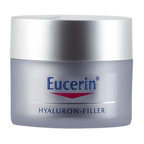 Fotografie Eucerin Hyaluron-Filler, intenzivní vyplňující noční krém proti vráskám 50 ml