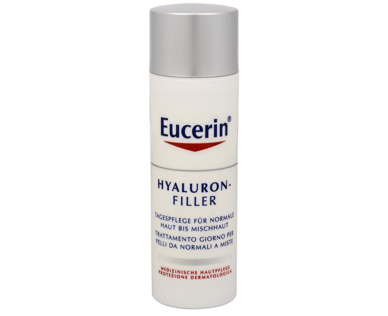Eucerin HYALURON-FILLER SPF 15, intenzivní vyplňující denní krém proti vráskám 50 ml