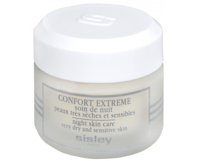 Sisley Confort Extreme, bohatý noční krém pro velmi suchou a citlivou pleť 50 ml