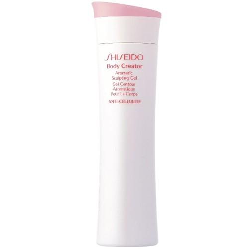 Shiseido Aromatický tělový gel proti celulitidě Body Creator 200 ml
