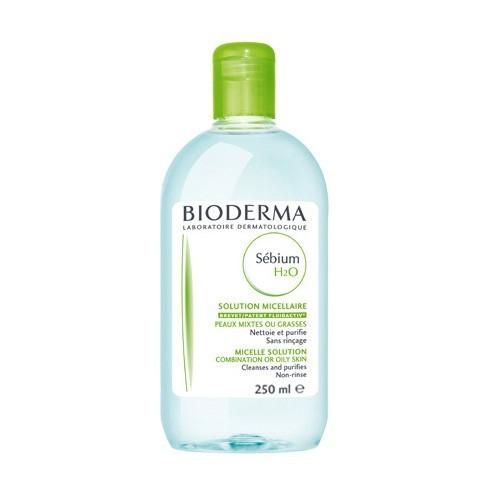 Bioderma Sébium H2O micelární voda pro mastnou pleť 250 ml