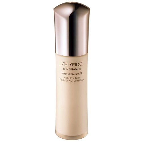 Fotografie Shiseido Benefiance WrinkleResist 24, protivrásková noční emulze 75 ml
