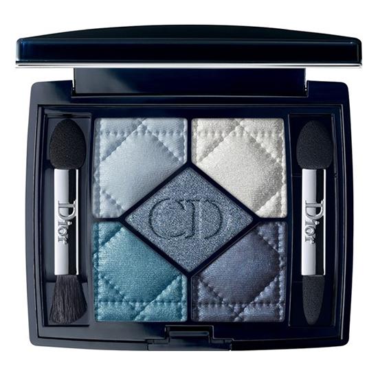 Dior paleta očních stínů 5 Couleurs 276 Carré Bleu