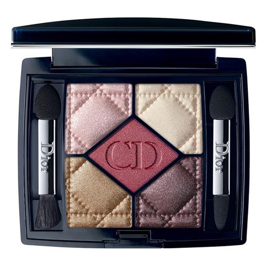 Dior paleta očních stínů 5 Couleurs 876 Trafalgar