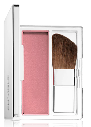 Clinique pudrová tvářenka Blushing Blush 115 Smoldering Plum