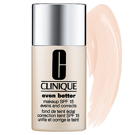 Clinique, make-up pro sjednocení barevného tónu pleti 01 Alabaster (VF-N)