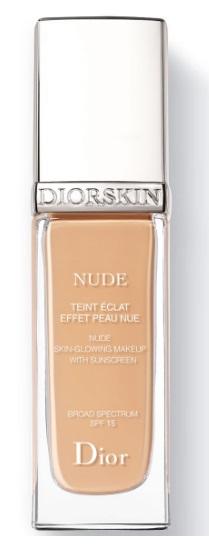 Dior, hydratační make-up pro přirozený vzhled 032 Rosy Beige