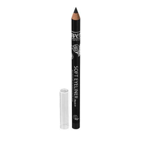 Lavera přírodní tužka na oči Černá, 1,15 g