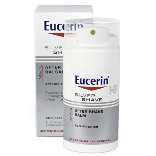 Fotografie Eucerin Balzám po holení pro muže Silver Shave 75 ml