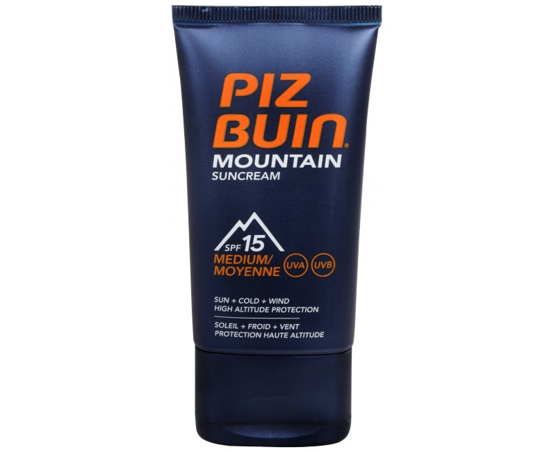 Fotografie Piz Buin Mountain sluneční krém SPF 15 50 ml