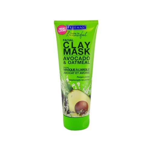 Freeman Jílová pleťová maska s avokádem a ovsem 175 ml
