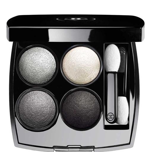 Chanel oční stíny Les 4 Ombres 246 Tissé Smoky
