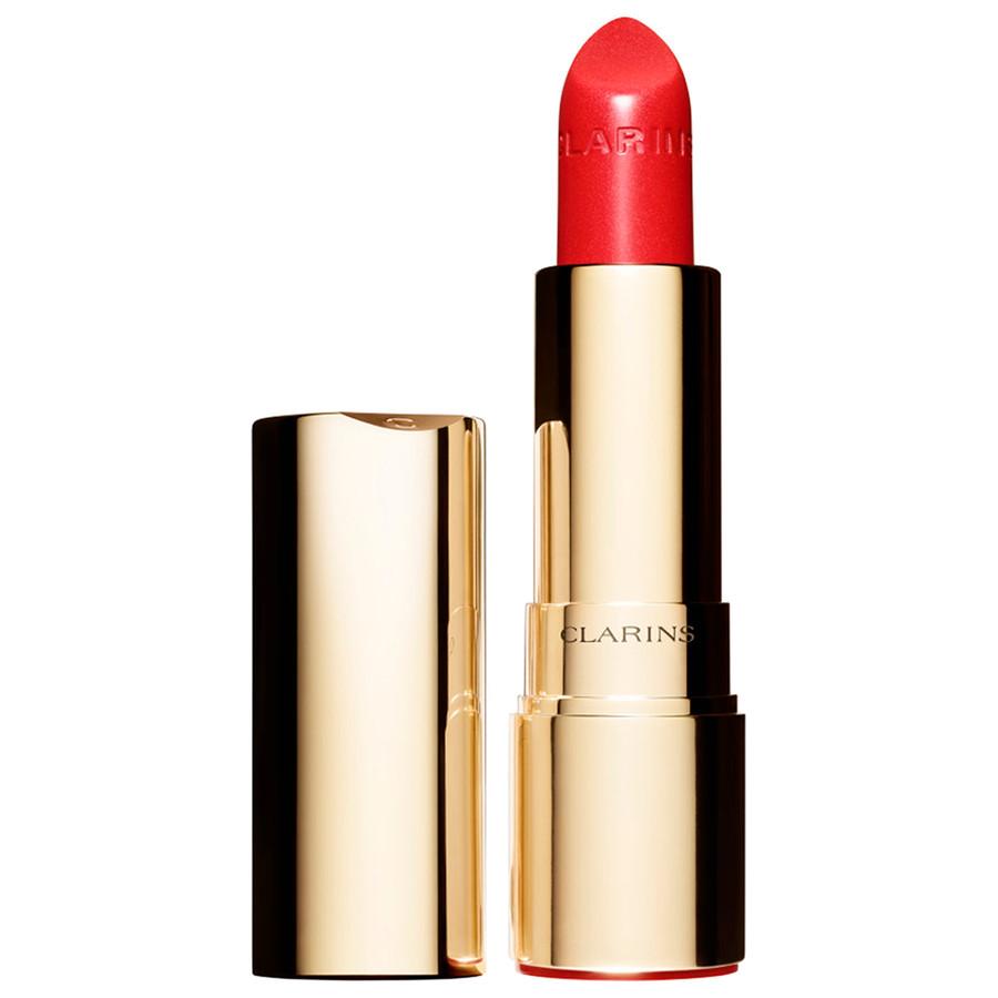 Fotografie Clarins Lip Make-Up Joli Rouge Brilliant hydratační rtěnka s vysokým leskem odstín 24 Watermelon 3,5 g