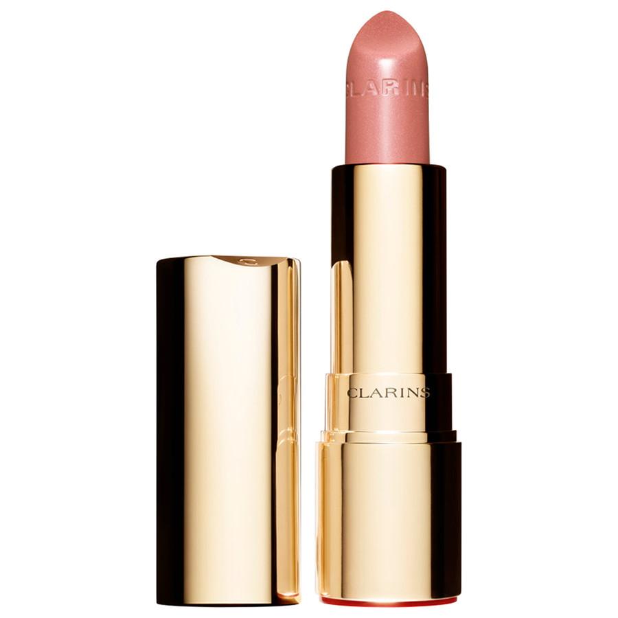Fotografie Clarins Lip Make-Up Joli Rouge Brilliant hydratační rtěnka s vysokým leskem odstín 28 Pink Praline 3,5 g
