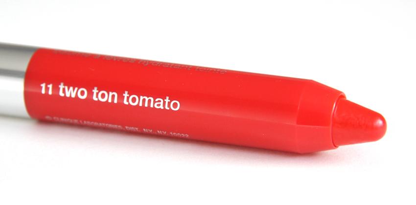 Clinique Chubby Stick hydratační rtěnka 11 Two Ton Tomato