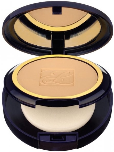 Estée Lauder Double Wear, pudrový make-up 03 Outdoor Beige 4C1