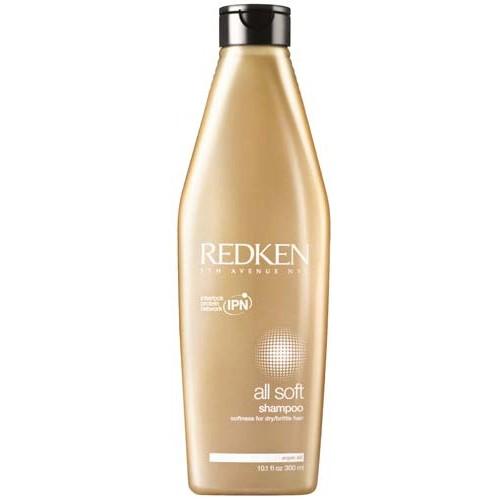 Redken zjemňující šampon pro suché a křehké vlasy All Soft (Shampoo) 300 ml