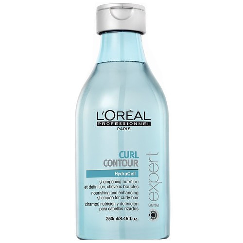 Fotografie Loreal Professionnel Vyživující šampon pro kudrnaté vlasy Curl Contour 250 ml