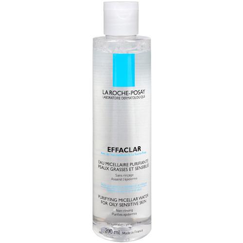 La Roche Posay Effaclar odličovací čisticí micelární voda 200 ml