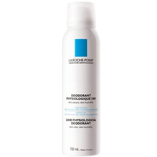 Fotografie La Roche Posay Fyziologický deodorant pro citlivou pokožku Physiologique 150 ml