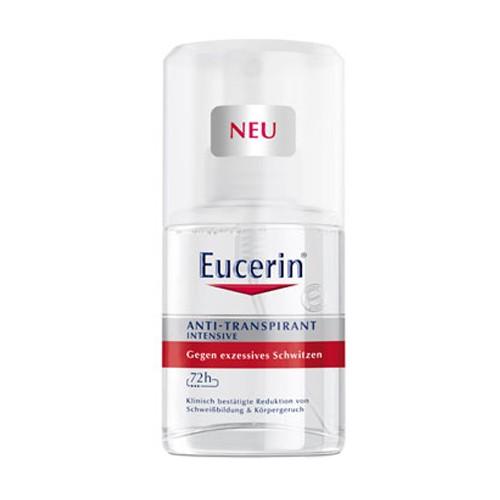 Fotografie Eucerin Intenzivní antiperspirant sprej 30 ml