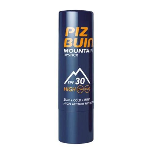 Fotografie Piz Buin Mountain balzám na rty SPF 30 4,9 g