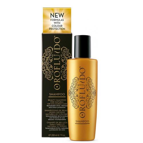 Orofluido zkrášlující šampon pro všechny typy vlasů 200 ml