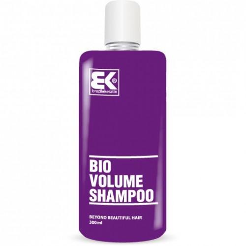 Fotografie Brazil Keratin šampon pro objem vlasů 300 ml