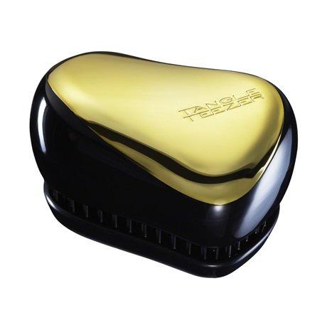 Tangle Teezer profesionální kartáč na vlasy Tangle Teezer (Compact Styler) Černozlatý