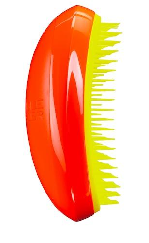 Fotografie Tangle Teezer profesionální kartáč na vlasy Elite Oranžovo-žlutý