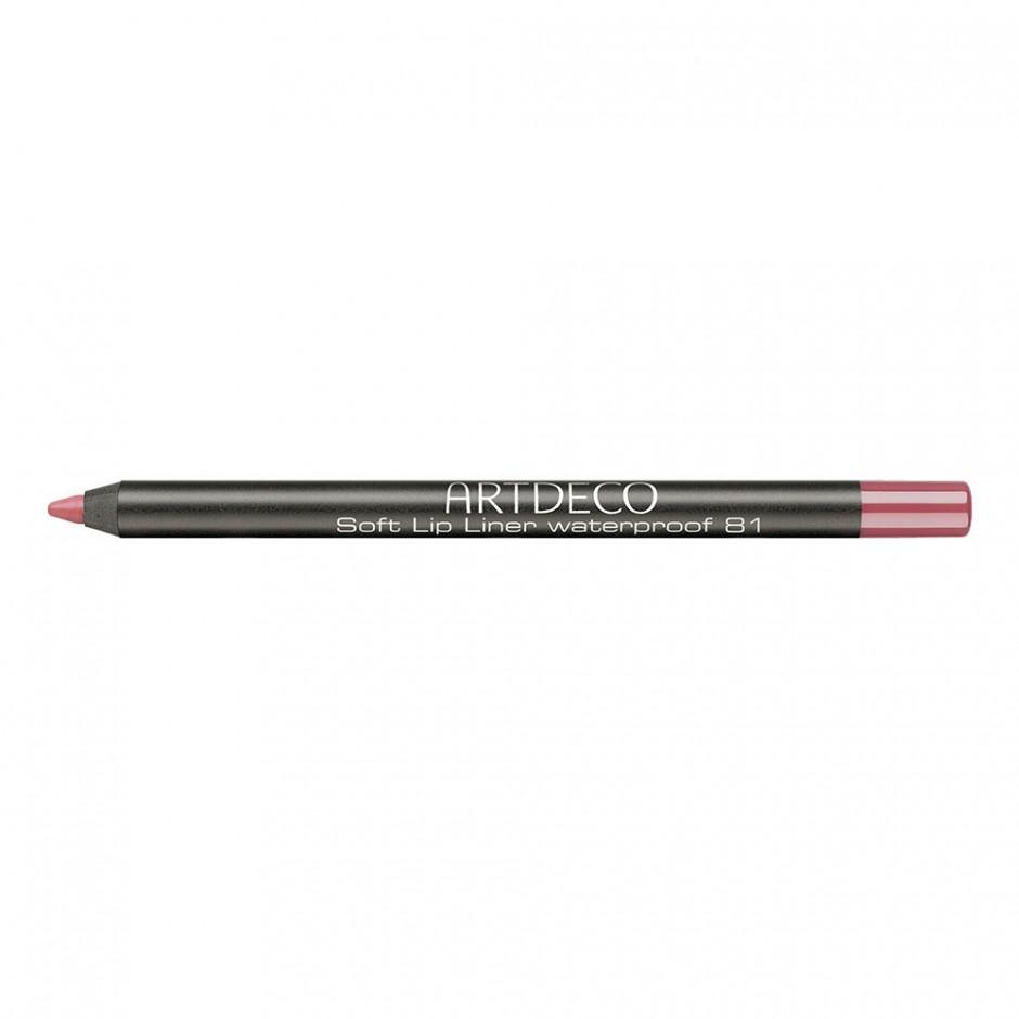 Artdeco, voděodolná konturovací tužka na rty 81 Soft Pink
