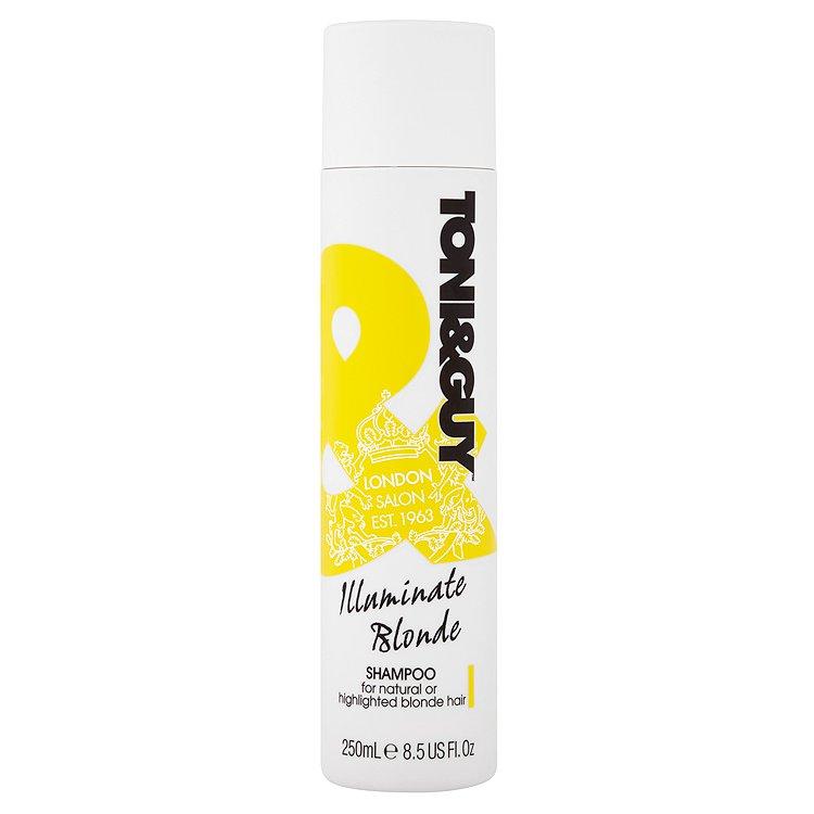 Fotografie TONI&GUY šampon pro blonďaté vlasy 250 ml