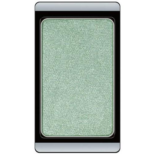 Fotografie Artdeco pudrové oční stíny (Eyeshadow Duochrom) 0,8 g 208 Elegant Brown