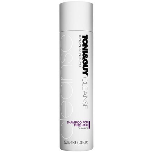 Fotografie TONI&GUY šampon pro jemné vlasy 250 ml