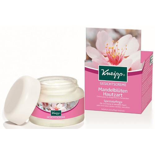 Fotografie Kneipp pleťový krém, mandlové květy 50 ml