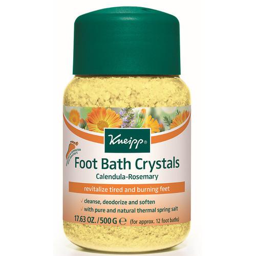Fotografie Kneipp sůl do koupele na nohy 500 g