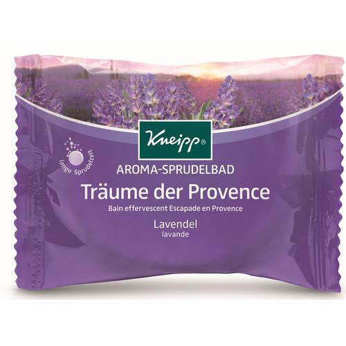 Fotografie Kneipp levandulové snění perlivá tableta do koupele 80 g