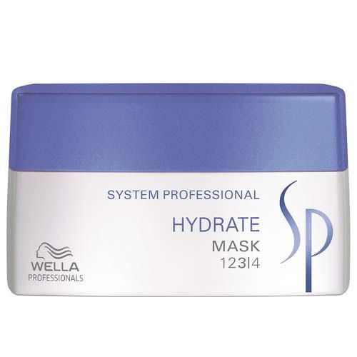 Fotografie Wella Professional SP Hydrate hydratační maska na vlasy 200 ml