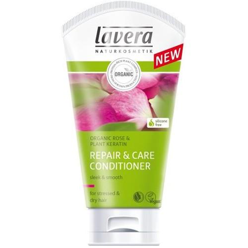 Fotografie Lavera Repair & Care kondicionér pro suché a namáhané vlasy 150 ml
