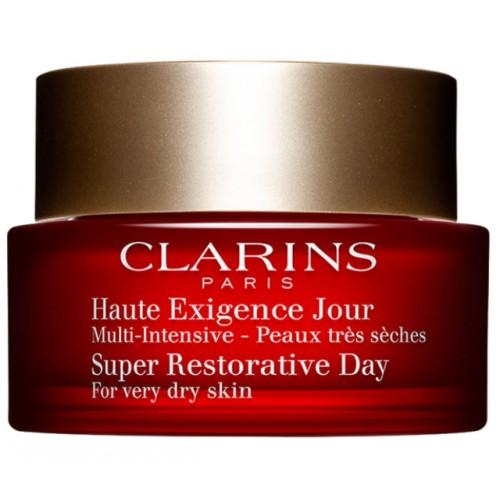 Clarins Super Restorative, omlazující denní krém pro všechny typy pleti 50 ml