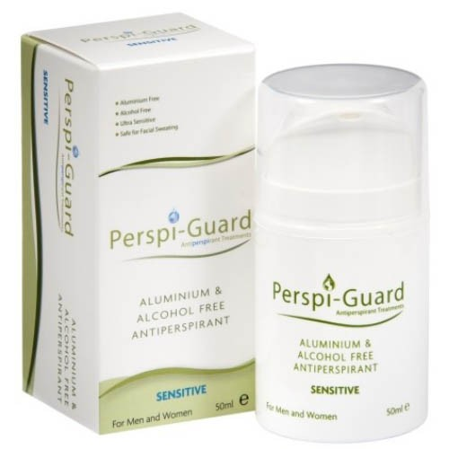 Fotografie Perspi-Guard Sensitive antiperspirant bez aluminia 50 ml
